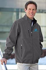 Hartwell 5400 Harris Men's Bonded Jacket (Call 1-800-327-0074 to order)