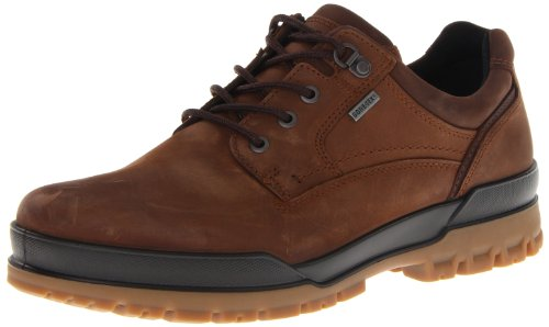 Mens Ecco 0522004-55738 Field Shoes Cocoa Size 40 EU