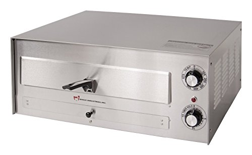 Wisco 560E Pizza Oven, Heavy Duty Stainless Steel, 16
