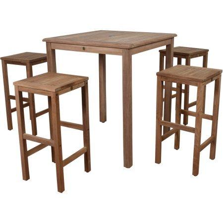 amazonia-ares-bar-table-with-4-texas-teak-wood-barstools