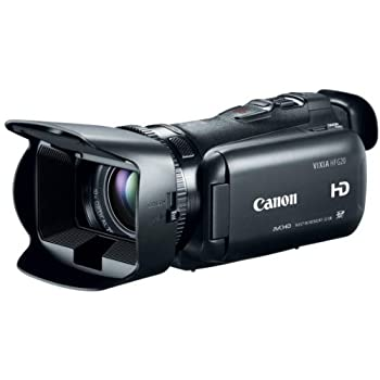 True video enthusiasts and advanced amateurs will find their inspirational match in the new VIXIA HF G20. Designed to rival pro-level camcorders in image quality, it's equipped with a Genuine Canon 10x HD Video Lens with 8-bladed iris for stunning qu...