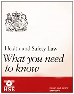 understand how health and safety legislation Occupational health & safetystaying safe on the job is everyone's responsibility  being educated on the risks, as well as injury-prevention tips.