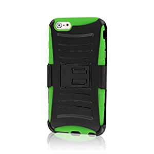 """MPERO IMPACT XT Series Kickstand Case with Belt Clip Hostler for Apple iPhone 6 Plus 5.5"""""""