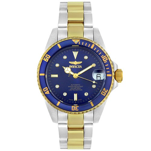 Buy Invicta Women's Pro Diver Collection Limited Edition Diamond Watch #3981