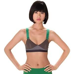 Amazon.com: VPL Women's Lepidopetra Bra XX-Small Olive: Sports