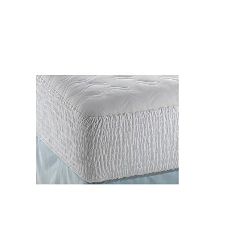 Beautyrest Cotton Top Mattress Pad, Size Twin front-1008707
