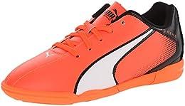 PUMA Adreno Indoor Jr Soccer Shoe B00QKLBOF8