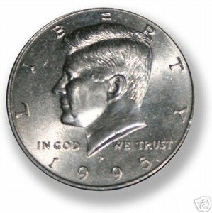 Steel Core Half Dollar Magic Trick