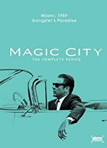 Magic City SSN 1&2 Combo DVD