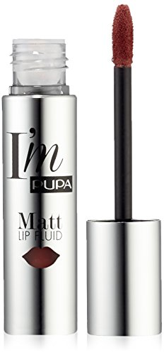 PUPA I'M Matt Lip Fluid n. 013 sable brown - rossetto mat / mat listick