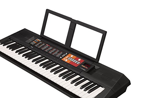 Yamaha psrf51 61 key portable keyboard krood music for Yamaha credit application