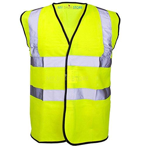 hi-viz-vis-visibility-security-work-contractor-safety-vest-waistcoat-jacket-size-yellow-4xl-xxxx-lar