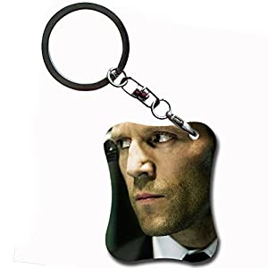 Generic High Quality Key Chain PC Card Style With Jason Statham On It