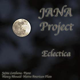 Jana Project: Eclectica (feat. Nancy Abosaid)