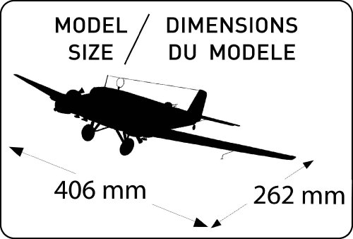 Heller-80380-Modellbausatz-Junkers-Ju-523m