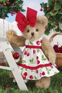 Bearington Bears Carrie Cherry