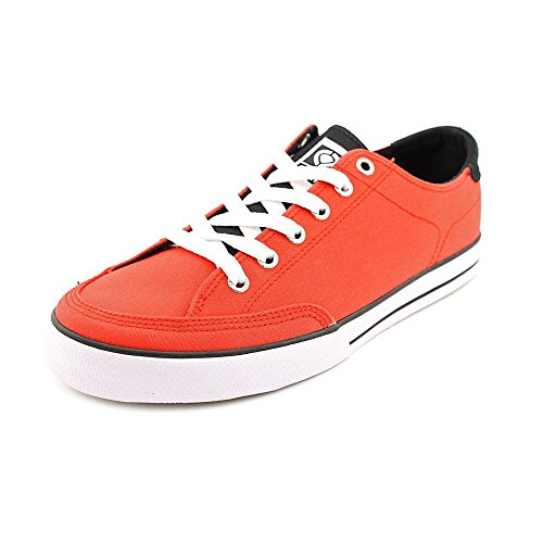 C1RCA Men's 50 Classic Skateboarding Shoe,Red,11 M US