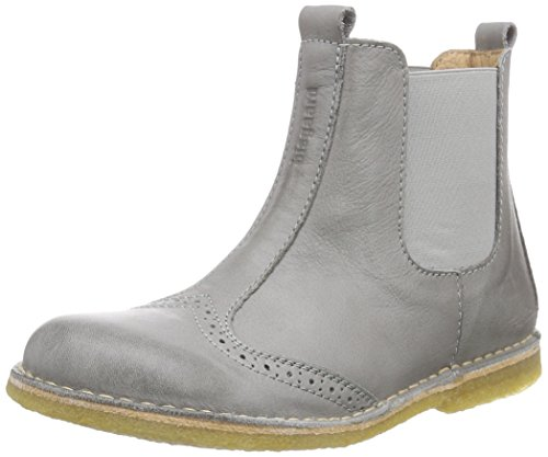 Bisgaard Boot, Unisex-Kinder Chelsea Boots, Grau (70 Grey), 35 EU