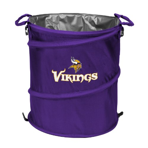 Nfl Minnesota Vikings 3-In-1 Cooler