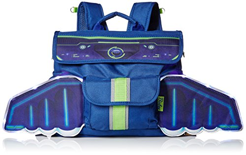 bixbee-space-racer-kids-backpack-with-light-up-wings-navy-blue-small