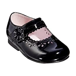 Product Image Pre-Walk Girls' Genuine Kids from OshKosh® Abia Dress Shoes - Black Patent