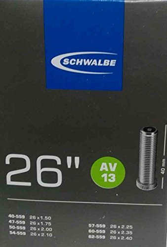 schwalbe-av-13-schrader-valve-inner-tube-black