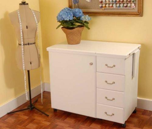 Decorar cuartos con manualidades maquina de coser mueble for Diseno de muebles de maquinas de coser