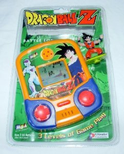 DragonBall ( Dragon Ball ) Z, Battle for Namek, Hand Held Game Toy ( parallel imports )
