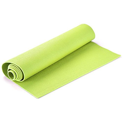 Yogamatters sticky yoga mat, Lime