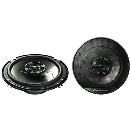 Pioneer Ts-G1644R 6.5 250-Watt 2-Way Coaxial G-Series Speakers