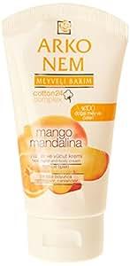 Arko 75ml Nem Mango and Mandarin Cream Face/ Hand and Body Cream