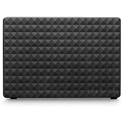 Seagate Expansion Desktop 2TB External Hard Drive