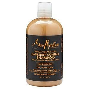 Shea moisture dandruff shampoo