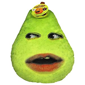annoying orange toys pear - photo #4