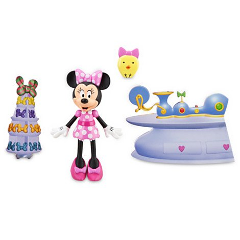 Disney Minnie Mouse Small Doll Set