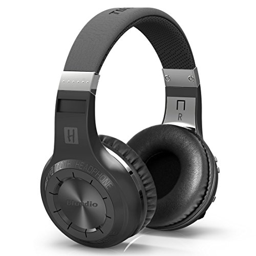 Click to buy Bluedio Ht Bluetooth 4.1 Headset Handsfree Line in Out Stereo Wireless Over-ear Headphones Earphones with Mic for Call Music Cell Phones Black - From only $50