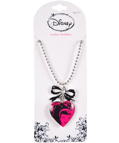 cinderella locket necklace