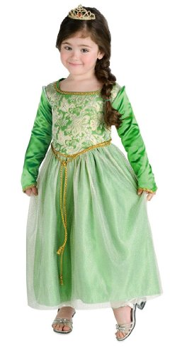 Princess Fiona Girl's Costume