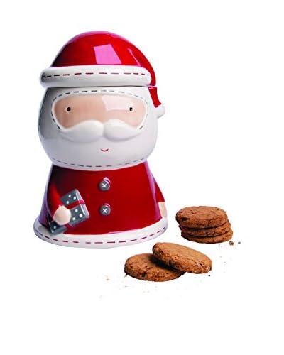 JoyFul Christmas Biscottiera Bianco/Rosso