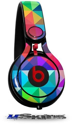 Spectrums Decal Style Skin (Fits Genuine Beats Mixr Headphones - Headphones Not Included)