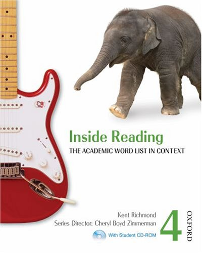 Inside Reading 4 Student Book Pack: The Academic Word...
