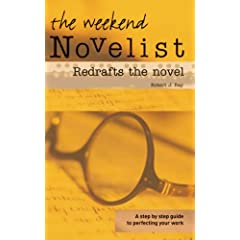 Image: Cover of The Weekend Novelist Redrafts The Novel