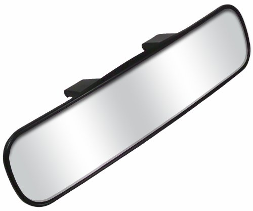 Cipa 34000 11 75 Quot Panoramic Rearview Clip On Mirror