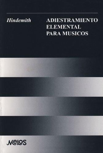 ADIESTRAMIENTO ELEMENTAL PARA MUSICOS