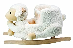 ALEX® Toys - Alex Jr. First Rocker - Sheep 1971S
