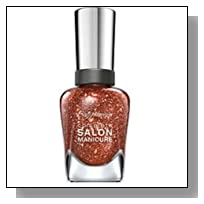 Sally Hansen Complete Salon Manicure Nail Enamel - Copper Penny - 0.5 oz
