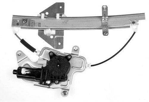 Dorman 741-816 Oldsmobile/Pontiac Rear Driver Side Window Regulator with Motor (2003 Alero Window Regulator compare prices)