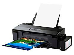 EPSON L1800 Inkjet ITS PRINTER / A3 + 6-colour ink tank / USA-CANADA Power Voltage - Ink Set Included by Epson