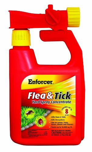 how to kill ticks in my yard
