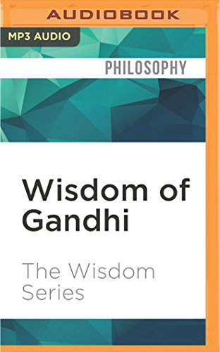 Wisdom of Gandhi (The Wisdom Series) image